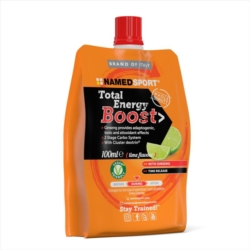 Namedsport Total Energy Boost With Ginseng Gusto Lime 100 Ml