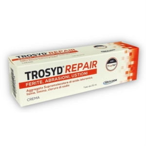 Giuliani Trosyd Repair Ferite Abrasioni e Ustioni 25 Ml