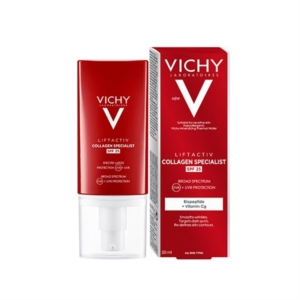 Vichy Linea Viso Liftactive Collagen Specialist Anti Macchie Spf25 50 Ml