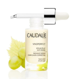 Caudalie Linea Vinoperfect Siero Viso Uniformante Illuminante Anti Macchie 30 ml