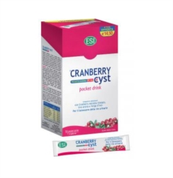 Esi Linea Benessere Urinario Cranberry Cyst Integratore 16 Pocket Drink
