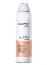Vidermina Linea Dispositivi Medici Prebiotic Mousse Riequilibrante 150 ml
