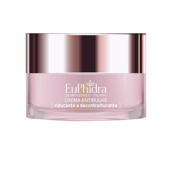 EuPhidra Linea Filler Suprema Crema Antirughe Riducente Decontratturante 50 ml